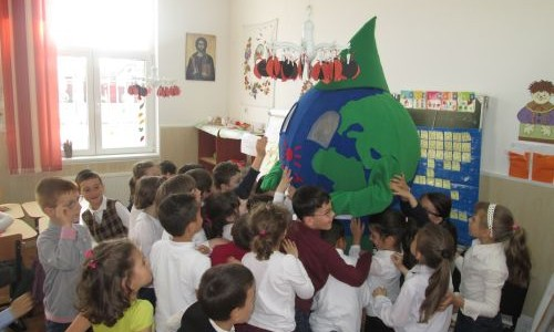 Exemplu de educație ecologică