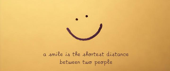 Zâmbetul schimbă vieți