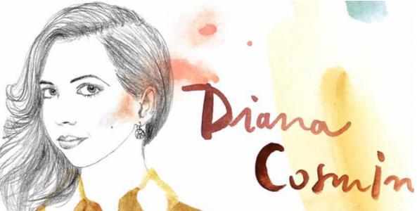 Interviu cu Diana Cosmin despre tot ce-i fain și fin