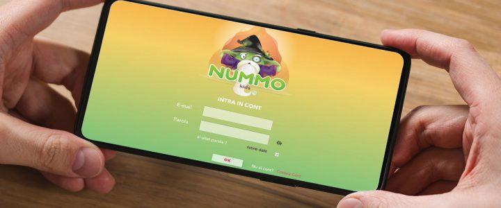 Descoperă aplicația de logopedie Nummo